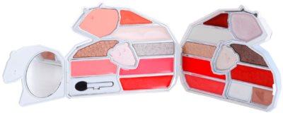 Pupa Be My Bear Palette mit Make up für Augen und Lippen