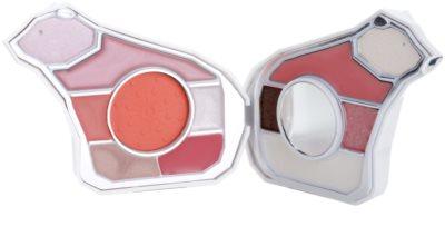 Pupa Be My Bear paleta de cosméticos decorativos com espelho pequeno
