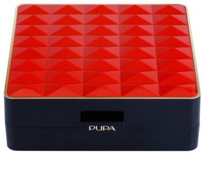 Pupa Show Bon Ton die Palette dekorativer Kosmetik 1