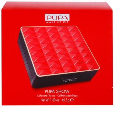 Pupa Show Bon Ton die Palette dekorativer Kosmetik 2