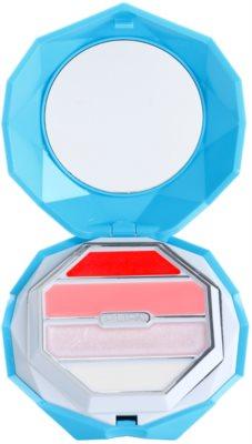 Pupa Crystal Diamond paletka pro celou tvář 1