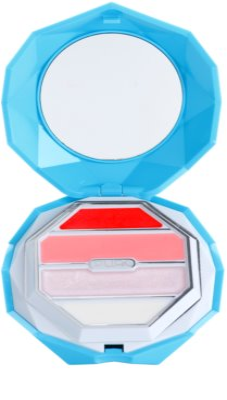 Pupa Crystal Diamond paleta pentru intreaga fata 1