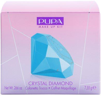 Pupa Crystal Diamond paleta pentru intreaga fata 3