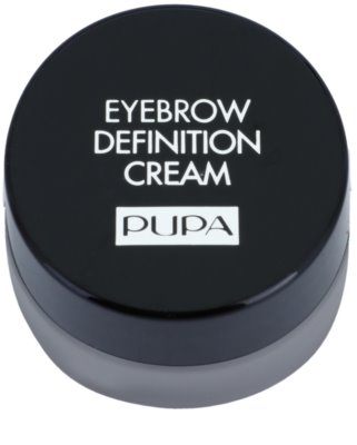 Pupa Eyebrow Definition Cream Augenbrauen-Pomade 1