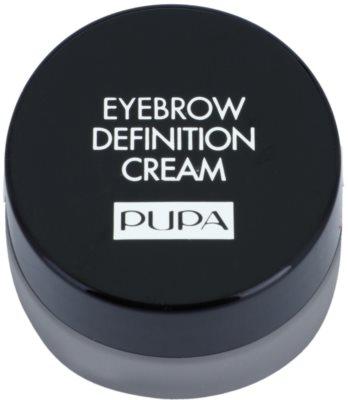 Pupa Eyebrow Definition Cream szemöldök pomádé 1