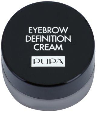 Pupa Eyebrow Definition Cream pomada para cejas 1