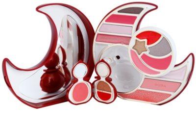 Pupa Pierrot E La Luna Granate paleta de cosméticos decorativos