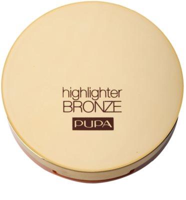Pupa Highlighter Bronze puder za osvetljevanje za obraz 1