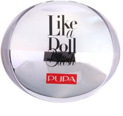 Pupa Like a Doll Kompakt-Rouge mit Matt-Effekt 2