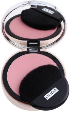 Pupa Like a Doll Maxi Blush colorete compacto con brocha y espejo 1