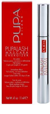 Pupa Pupalash Volumen-Mascara für geschwungene Wimpern 2