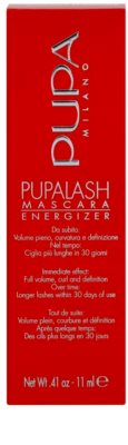 Pupa Pupalash Volumen-Mascara für geschwungene Wimpern 3
