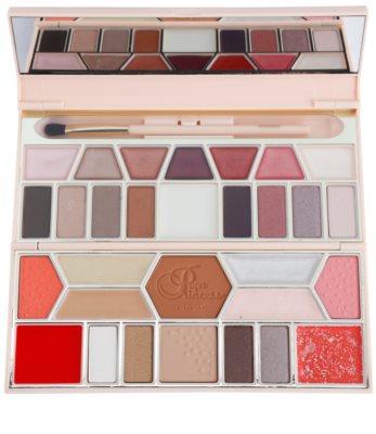 Pupa Princess Palette dekoratív kozmetikumok választéka