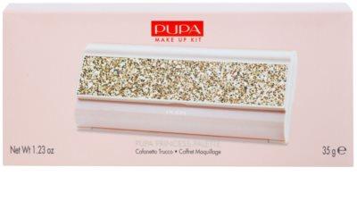 Pupa Princess Palette paleta de cosméticos decorativos 2