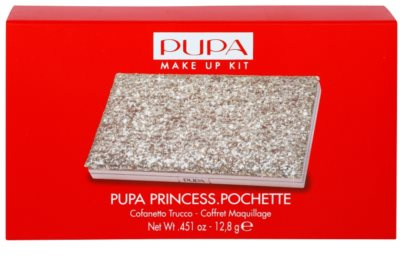 Pupa Princess Pochette paleta kosmetyków do makijażu 2