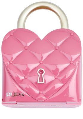 Pupa Princess Pretty Lock make-up paletta szemre és szájra 1
