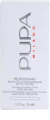 Pupa Professionals основа для макіяжу для всіх типів шкіри 3