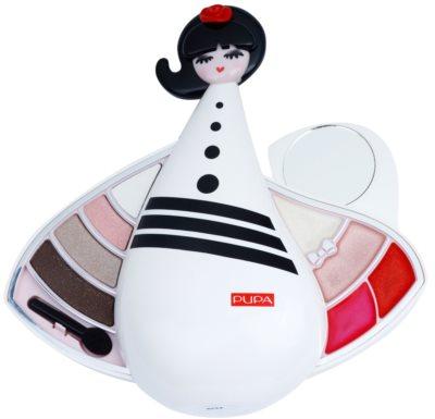 Pupa Haute Couture Pupa Doll paleta de cosméticos decorativos