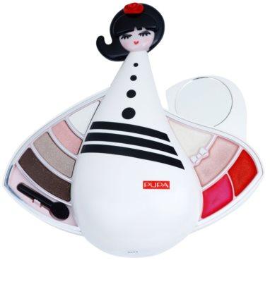 Pupa Haute Couture Pupa Doll палетка декоративної косметики