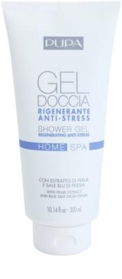 Pupa Home SPA Regenerating Anti-Stress regenerační sprchový gel proti stresu