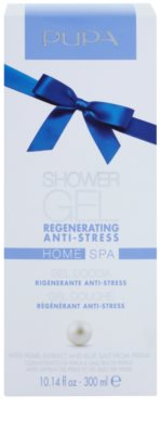 Pupa Home SPA Regenerating Anti-Stress gel de banho regenerador antisstress 1