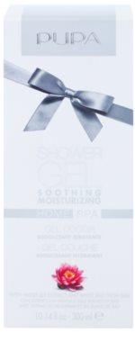 Pupa Home SPA Soothing Moisturizing uklidňující sprchový gel s hydratačním účinkem 1