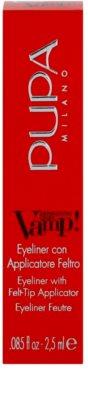 Pupa Vamp! delineador líquido 3