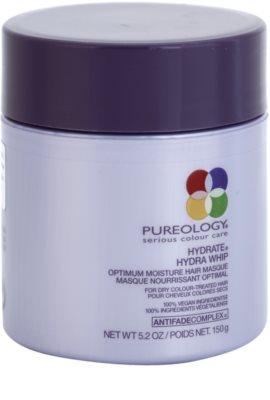 Pureology Hydrate hydratační maska pro suché a barvené vlasy