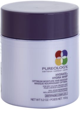 Pureology Hydrate maseczka nawilżająca do włosów suchych i farbowanych