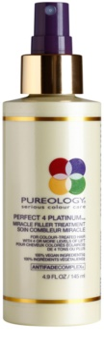 Pureology Perfect 4 Platinum bezoplachový kondicionér pro blond a melírované vlasy 1