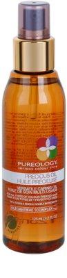 Pureology Precious Oil ápoló olaj festett hajra