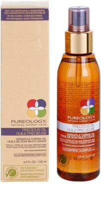 Pureology Precious Oil олійка для догляду за шкірою для фарбованого волосся 3