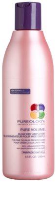 Pureology Pure Volume objemový stylingový krém pro jemné, barvené vlasy