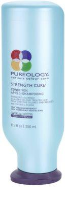 Pureology Strength Cure erősítő kondicionáló a sérült és festett hajra