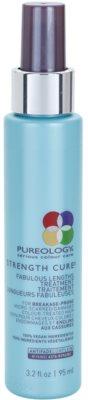 Pureology Strength Cure serum odżywczeserum odżywcze do włosów od połowy długości