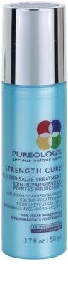 Pureology Strength Cure péče na roztřepené konečky vlasů