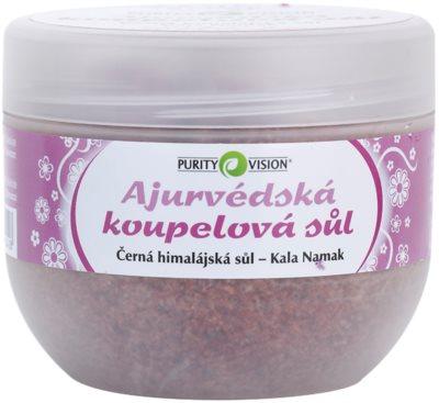 Purity Vision Kala Namak Аюрведическа сол за вана