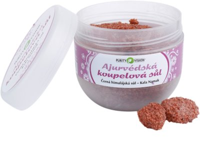 Purity Vision Kala Namak ajurvédska soľ do kúpeľa 3