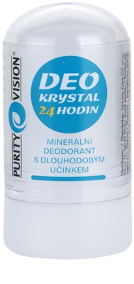Purity Vision Krystal dezodor ásványokkal