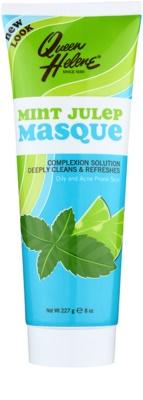 Queen Helene Mint Julep máscara para pele oleosa propensa a acne