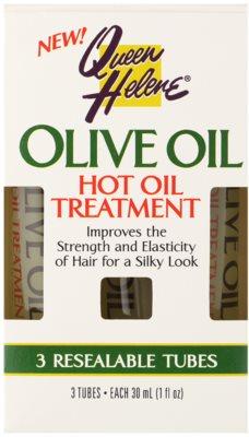 Queen Helene Olive Oil Tratament pentru păr pentru un par stralucitor si catifelat