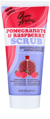 Queen Helene Pomegranate & Raspberry peeling pentru piele normala si mixta