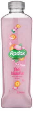 Radox Feel Luxurious Feel Blissful піна для ванни