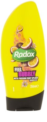 Radox Feel Gorgeous Feel Bubbly гель для душу