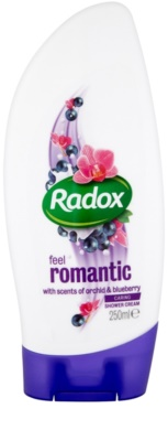 Radox Feel Indulged Feel Romantic Крем для душу
