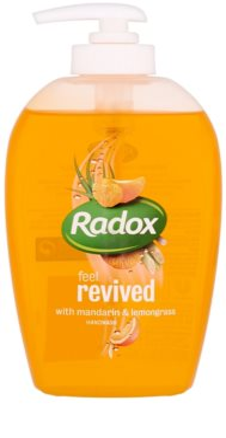 Radox Feel Fresh Feel Revived рідке мило для рук