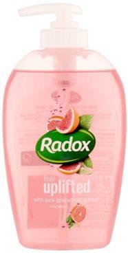 Radox Feel Fresh Feel Uplifted рідке мило для рук
