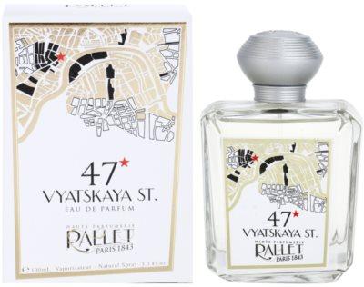Rallet 47 St Vyatskaya Eau De Parfum pentru femei