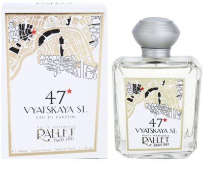 Rallet 47 St Vyatskaya parfémovaná voda pro ženy