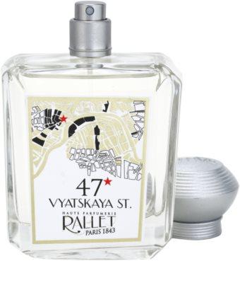 Rallet 47 St Vyatskaya eau de parfum para mujer 3